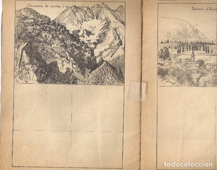 Libros antiguos: CUENTO PARA PINTAR : PAISAJES - EDITORIAL M. SALVATELLA - ILUSTRADOR : J.CAMINS - Foto 3 - 148414318