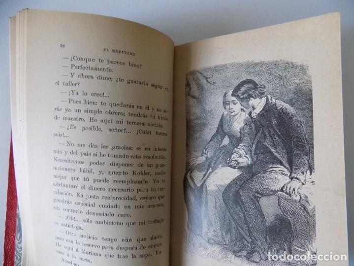 LIBRERIA GHOTICA. PEDRO UMBERT. EL KREUTZER.LOS ZUECOS DE LA DICHA.EL PRINCIPE TESORO.1910 (Libros Antiguos, Raros y Curiosos - Literatura Infantil y Juvenil - Cuentos)