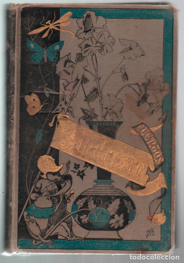 Cuentos De Andersen 1881 Trad J Roca Y Roca Comprar Libros