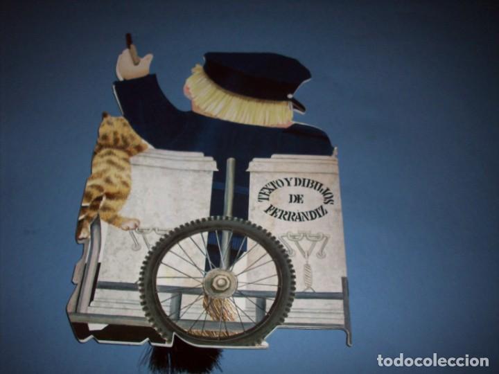 Libros antiguos: mantenga limpio el corazon cuento troquelado de ferrandiz con juguete - Foto 3 - 149221686