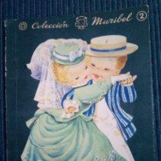Libros antiguos: COLECCION MARIBEL 2 LUCY CUMPLE AÑOS EDITORIAL VILCAR. Lote 149702510