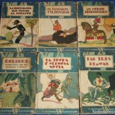 Libros antiguos: LOTE DE CUENTOS DE CALLEJA - SATURNINO CALLEJA (AÑOS 30). Lote 149775126