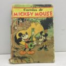 Libros antiguos: CUENTOS DE MICKEY MOUSE - DISNEY - 1935 . Lote 149832942