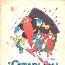 Libros antiguos: CATAPLUM CATAPLUM (SATURNINO CALLEJA, 1931). Lote 149991782