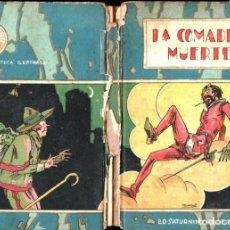 Libros antiguos: LA COMADRE MUERTE (CALLEJA, C. 1920). Lote 150121694