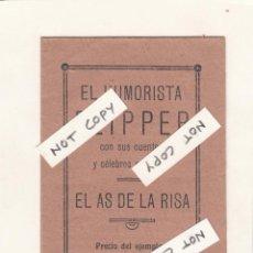 Libros antiguos - El humorista flipper con sus cuentos y célebres gansadas. - 150478750