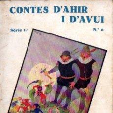 Libros antiguos: GERMANS GRIMM : GNOMS DEL TOSSAL . LA TAULA, EL RUC I EL BASTÓ -ELS MÚSICS DE BREMA (1931) CATALÀ. Lote 150567142
