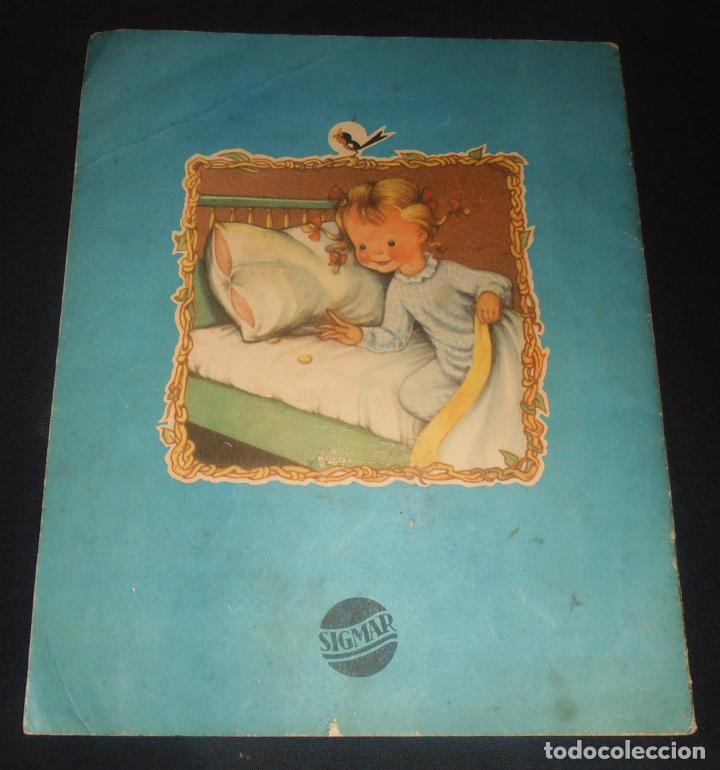 Libros antiguos: EL RATON DE LOS DIENTECITOS , EDITORIAL SIGMAR 1949, BUENOS AIRES - Foto 2 - 150815262