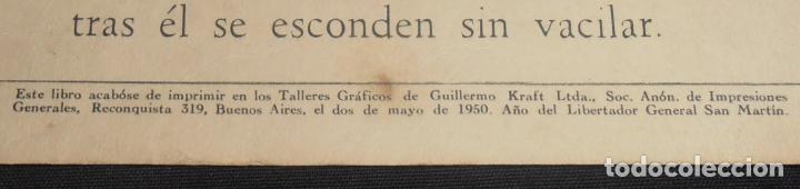 Libros antiguos: DIABLURAS, EDITORIAL SIGMAR, BUENOS AIRES , 1950 - Foto 5 - 150816246