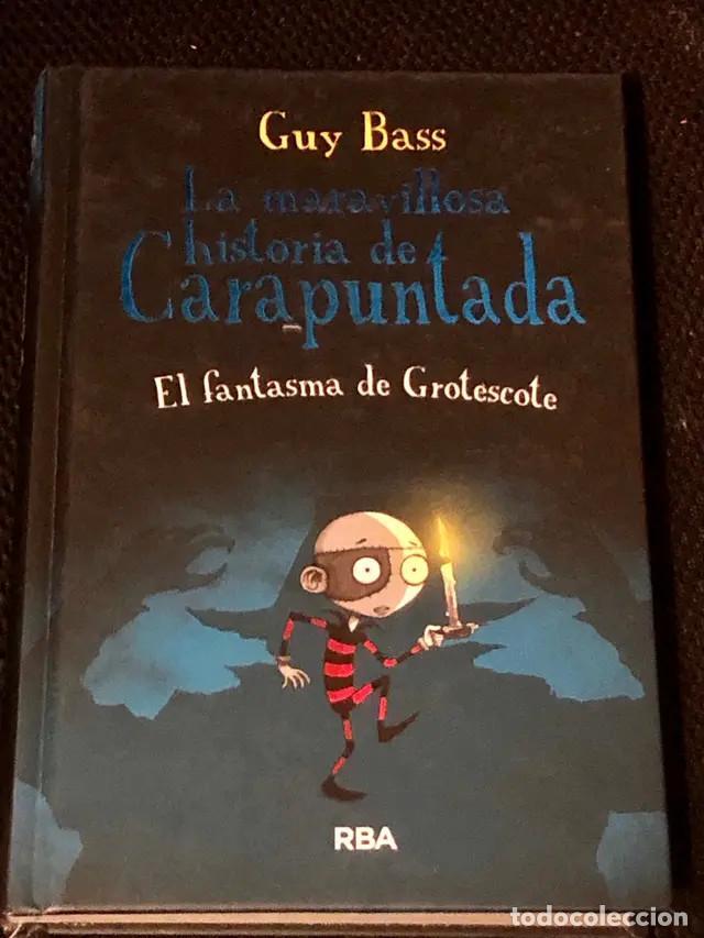 LA MARAVILLOSA HISTORIA DE CARAPUNTADA (Libros Antiguos, Raros y Curiosos - Literatura Infantil y Juvenil - Cuentos)