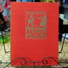 Libros antiguos: CUENTOS DEL NORTE, DE EBBA LANGENSKIOLD-HOFFMANN. EDITORIAL JUVENTUD BARCELONA, 1ª EDICION 1935. Lote 151455158