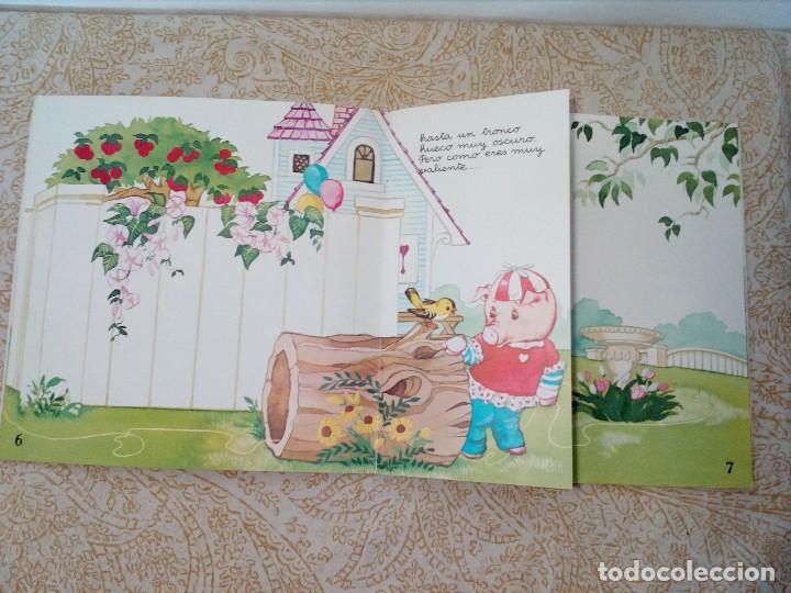 Libros antiguos: ELIGE TU PRIMERA AVENTURA - EL CUMPLEAÑOS - TIMUN MAS - GLOBO VERDE - PROPIA - RARO ZPW - Foto 5 - 205270497