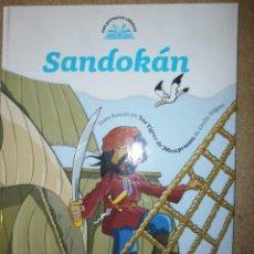 Libros antiguos: SANDOKAN COMICS NUEVO. Lote 151607222