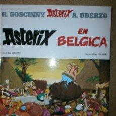 Libros antiguos: ASTERIX EN BELGICA TAPA DURA NUEVO. Lote 151607670
