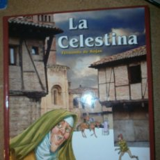 Livros antigos: LA CELESTINA DE FERNANDO DE ROJAS NUEVO. Lote 151608434