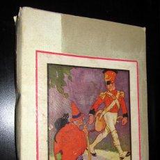 Libros antiguos: CUENTOS CLASICOS. SERIE I. Nº 10 11 12 13 14 HERMANOS GRIMM. EDITORIAL JUVENTUD. BARCELONA. Lote 151610842