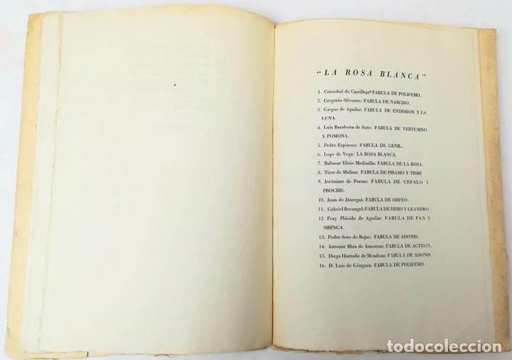 Libros antiguos: LA FÁBULA DE GENIL. PEDRO ESPINOSA. EDITORIAL CRUZ Y RAYA. MADRID 1935 - Foto 4 - 151975590