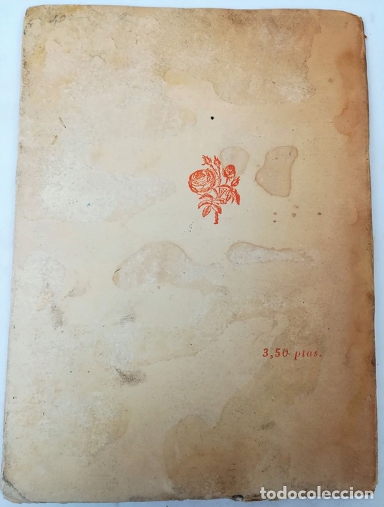 Libros antiguos: LA FÁBULA DE GENIL. PEDRO ESPINOSA. EDITORIAL CRUZ Y RAYA. MADRID 1935 - Foto 5 - 151975590