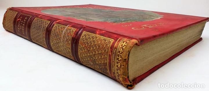 Libros antiguos: FÁBULAS DE LA FONTAINE.JEAN DE LA FONTAINE. EDIT.MONTANER Y SIMÓN BARCELONA 1885 - Foto 2 - 152151578