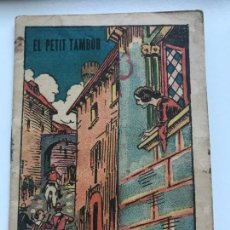 Libros antiguos: EL TAMBOR TAMBOR CONTES D'EN FALUGA SERIE I NUM 5 . Lote 152318454
