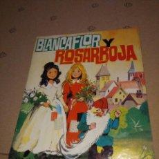 Libros antiguos: BLANCAFLOR Y ROSARROJA (CUENTO INFANTIL). Lote 152322334