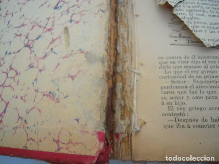 Libros antiguos: Cuentos de las mil y una noches (1903, ilustraciones de César Álvarez Dumont) - Foto 3 - 152335386