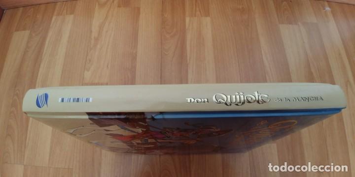 Libros antiguos: don quijote de la mancha. miguel de cervantes. ilustraciones de antonio albarrán. susaeta ediciones - Foto 6 - 152661086