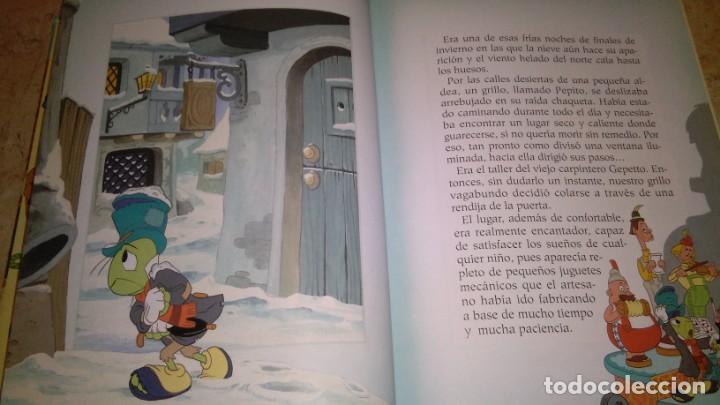 Libros antiguos: Disney pinocho , círculo de lectores - Foto 2 - 153126738