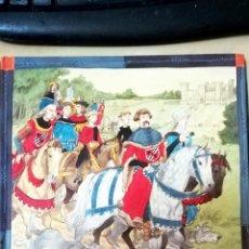 Libros antiguos: LA VIDA EN EL CASTILLO - DIARIO DE GUILLERMO BURGO, PAJE - ED. PARRAMÓN - 1ª EDICIÓN OCT - 1999. Lote 153153926