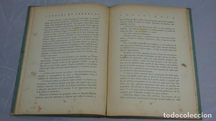 Libros antiguos: CUENTOS DE PERRAULT - Foto 3 - 153214562