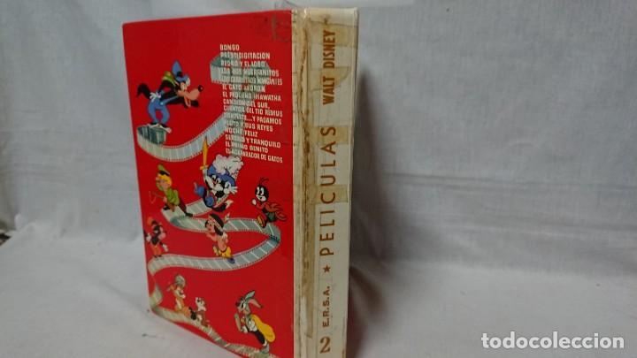 Libros antiguos: LIBRO PELÍCULAS WALT DISNEY TOMÓ 2 COLECCIÓN JOVIAL - Foto 5 - 153231646