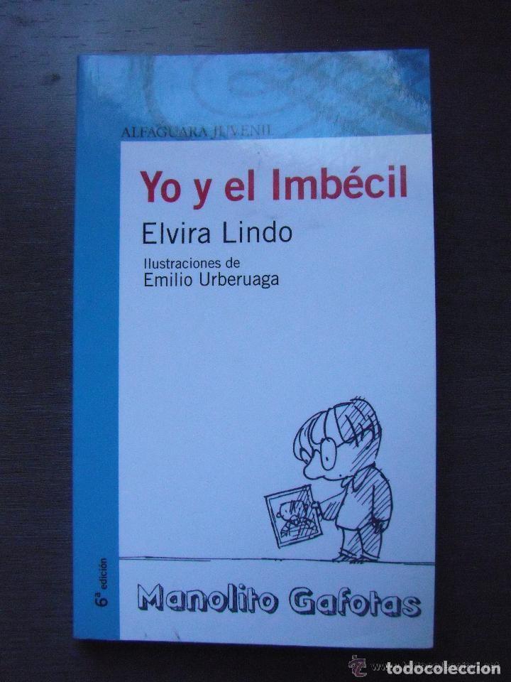 LIBRO MANOLITO GAFOTAS (Libros Antiguos, Raros y Curiosos - Literatura Infantil y Juvenil - Cuentos)