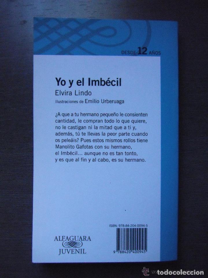 Libros antiguos: Libro Manolito Gafotas - Foto 2 - 153262346