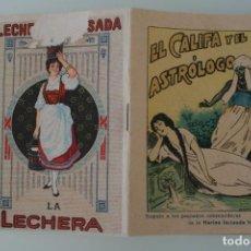 Libros antiguos: EL CALIFA Y EL ASTROLOGO – COLECCIÓN CUENTOS ESCOGIDOS SERIE I TOMO 3 – REGALO NESTLE – ANTIGUO. Lote 153664470