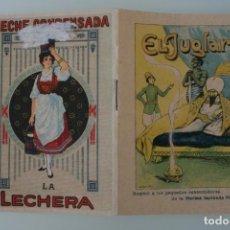 Libros antiguos: EL JUGLAR – COLECCIÓN CUENTOS ESCOGIDOS SERIE I TOMO 12 – REGALO GENTILEZA NESTLE – ANTIGUO. Lote 153667778