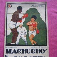 Libros antiguos - MACHUCHO Y PILONGO 2 SOPENA - 154498066