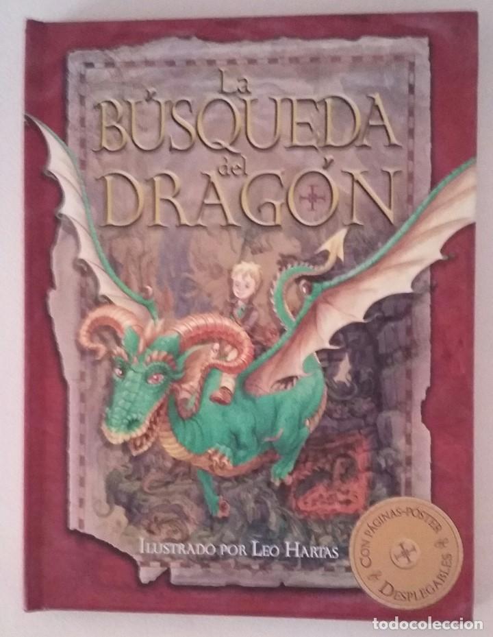 LA BUSQUEDA DEL DRAGON (Libros Antiguos, Raros y Curiosos - Literatura Infantil y Juvenil - Cuentos)