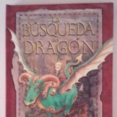 Libros antiguos: LA BUSQUEDA DEL DRAGON. Lote 155163458