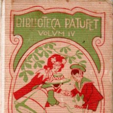 Libros antiguos: ENRICH DE FUENTES : PER A CORS JOVES (BAGUÑÀ, 1908) ILUSTRATS PER L' OPISSO. Lote 155660938