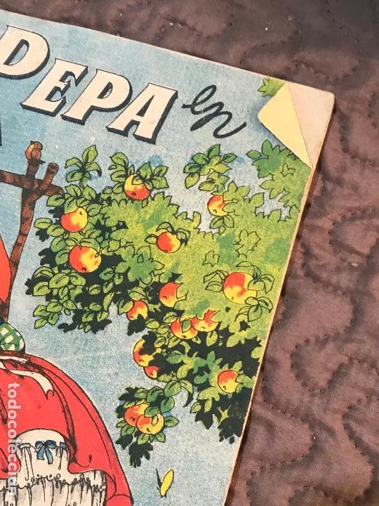 Libros antiguos: MARI PEPA EN GALICIA ILUSTRACIONES DE MARIA CLARET - TEXTO DE EMILIA COTARELO TZ - Foto 2 - 155867734