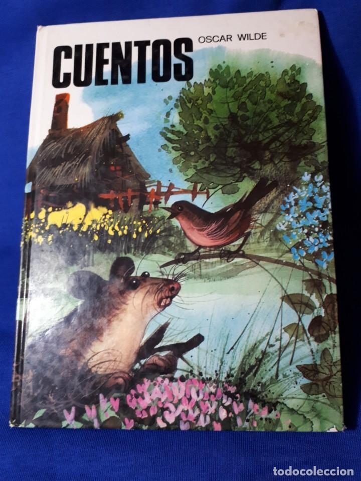 CUENTOS, POR OSCAR WILDE (Libros Antiguos, Raros y Curiosos - Literatura Infantil y Juvenil - Cuentos)