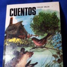 Libros antiguos: CUENTOS, POR OSCAR WILDE. Lote 155905158