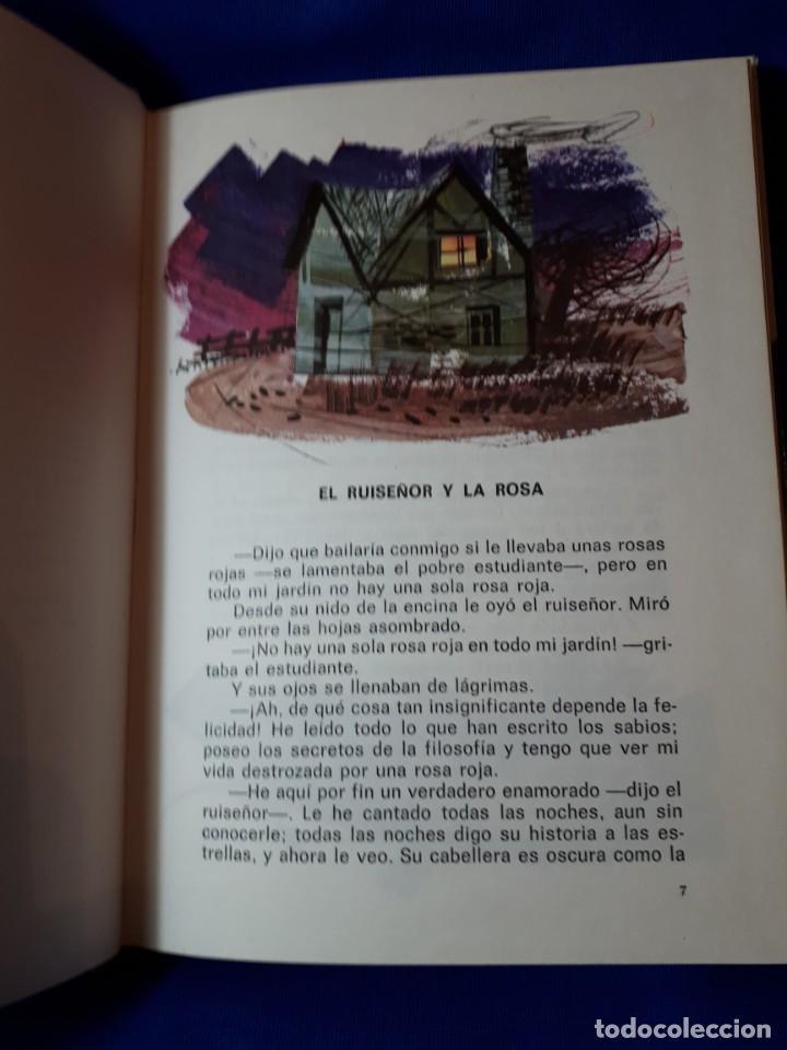 Libros antiguos: CUENTOS, por Oscar Wilde - Foto 3 - 155905158