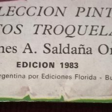 Libros antiguos: EL GATO CON BOTAS DIBUJOS C. BUSQUETS PINTA CUENTOS TROQUELADOS. Lote 156017102