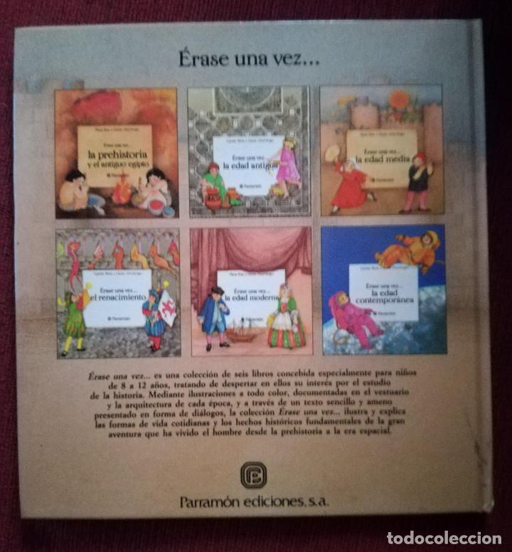 Libros antiguos: SERIE ÉRASE UNA VEZ...LA EDAD MEDIA PARRAMÓN 1988-MARÍA RIUS-Glòria & Oriol Vergés NUEVO - Foto 4 - 156018982