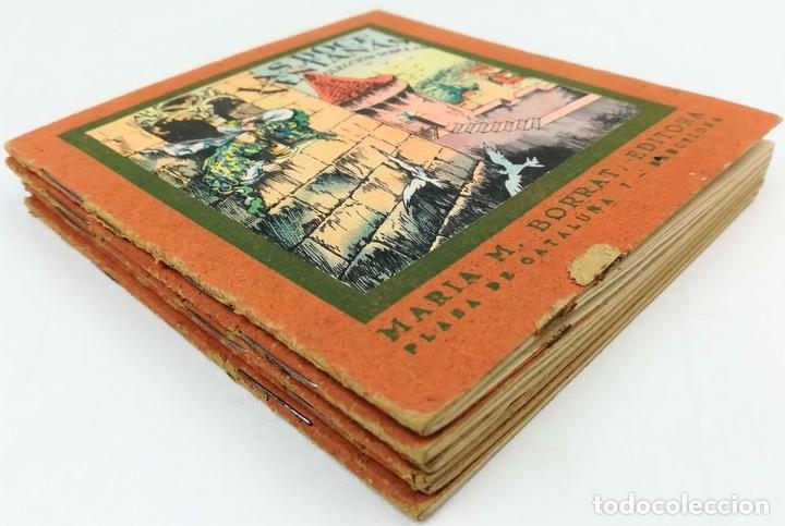 Libros antiguos: 6 CUENTOS COLECCIÓN POPULAR. VV. AA. EDITORIAL LUCERO. BARCELONA 1940 - Foto 4 - 156049126
