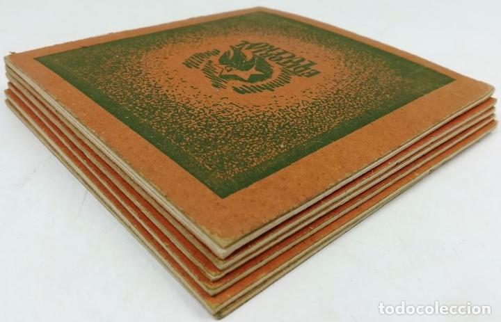 Libros antiguos: 6 CUENTOS COLECCIÓN POPULAR. VV. AA. EDITORIAL LUCERO. BARCELONA 1940 - Foto 5 - 156049126