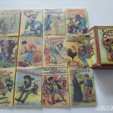 Libri antichi: LOS CUENTOS DE CALLEJA CUENTOS DE CHICOS ASOMBROSOS. Lote 156093138