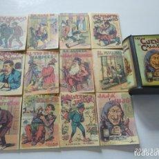 Libri antichi: LOS CUENTOS DE CALLEJA CUENTOS DIVERTIDOS. Lote 156104370
