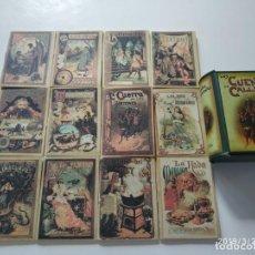 Libri antichi: LOS CUENTOS DE CALLEJA CUENTOS SORPRENDENTES. Lote 156112850